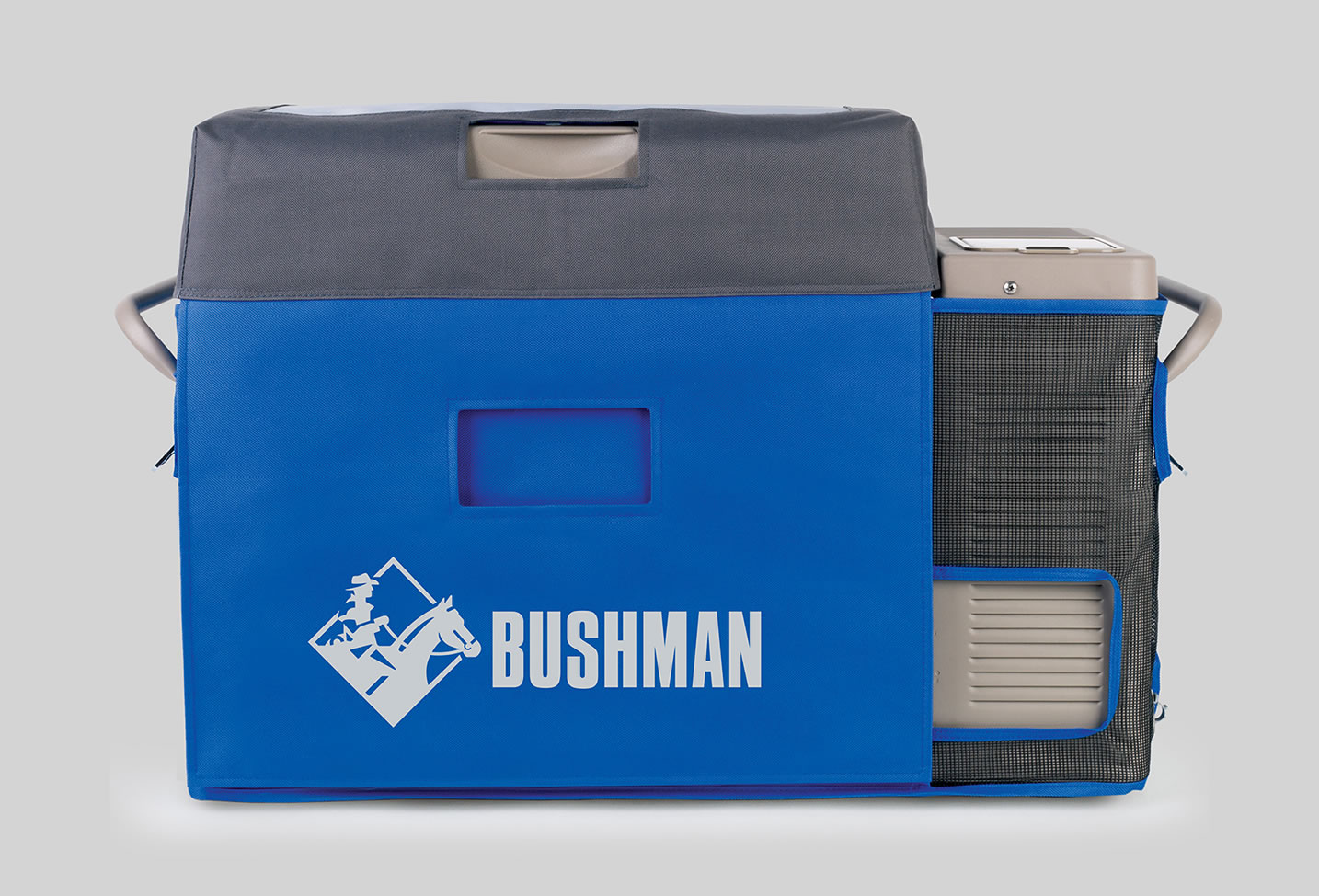 air bags Toolern engineering bushman fridge